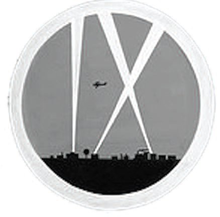 Emblem of the 9th Aero Squadron.