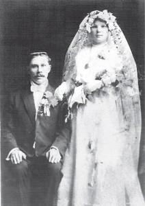 Adam and Nancy (Benikas) Pazemetsky wedding