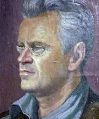 Jonas Buračas, Self-portrait. (Vikipedija. http://lt.wikipedia.org/wiki/Jonas_Buračas)