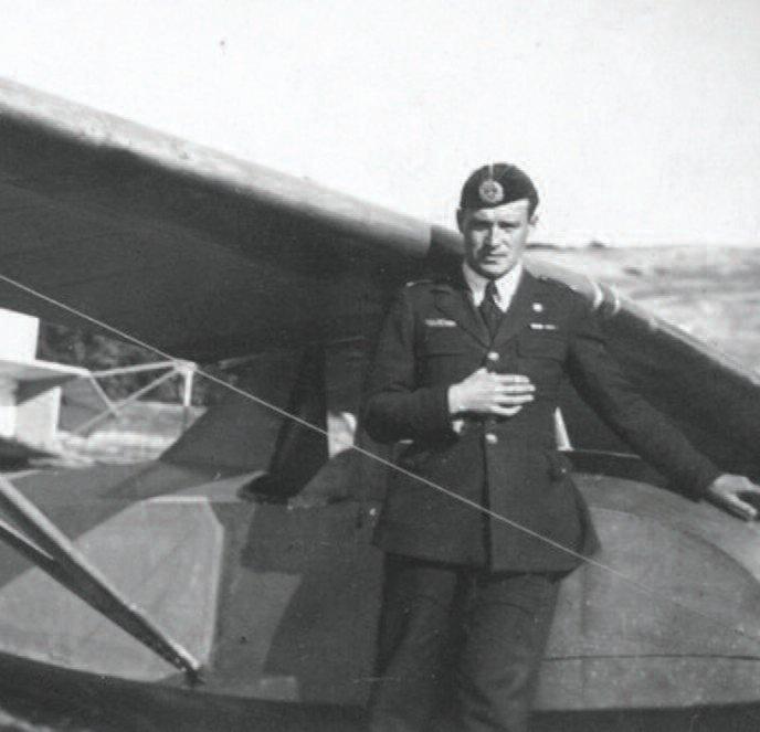 Lt. Gregorius Radvenis, Nida, 1933